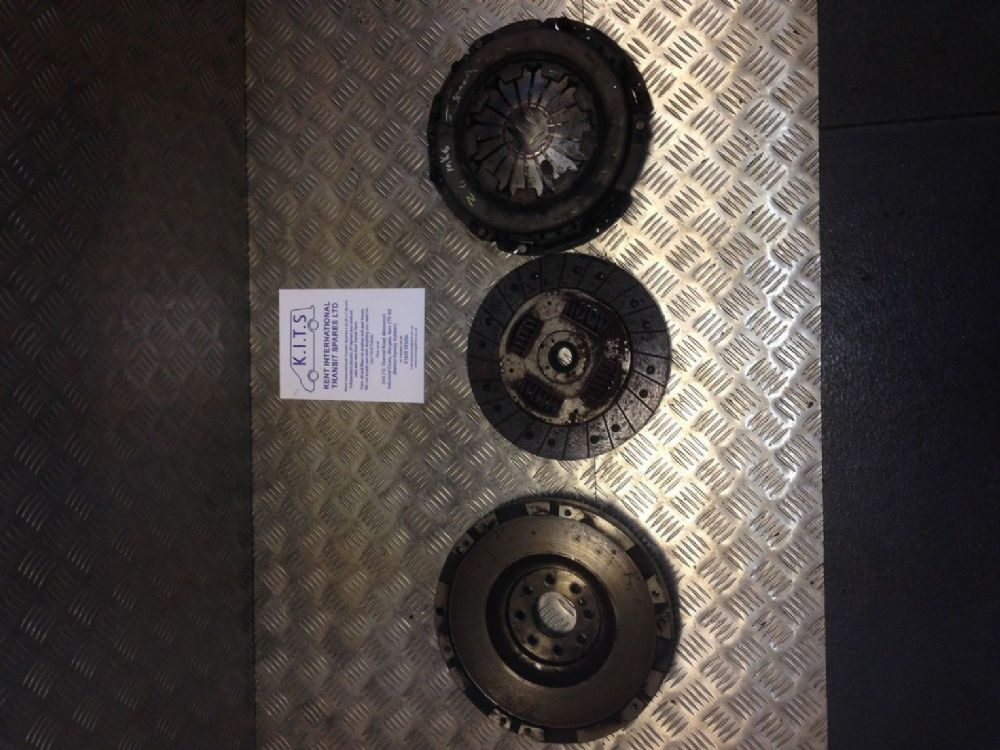 Ford Transit Mk 6 2 4 5 Speed Rwd Clutch And Dual Mass